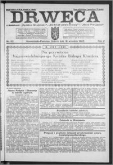 Drwęca 1925, R. 5, nr 110