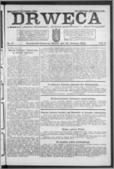 Drwęca 1925, R. 5, nr 111