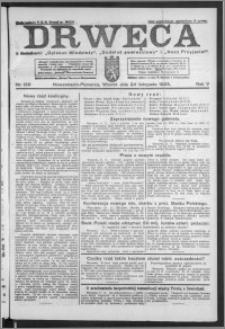 Drwęca 1925, R. 5, nr 138