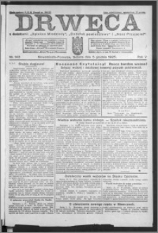 Drwęca 1925, R. 5, nr 143