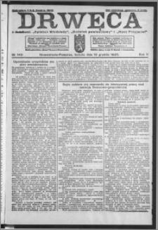 Drwęca 1925, R. 5, nr 149