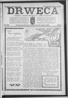 Drwęca 1925, R. 5, nr 152