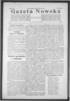 Gazeta Nowska 1932, R. 9, nr 32