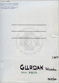 Gurdak Wanda
