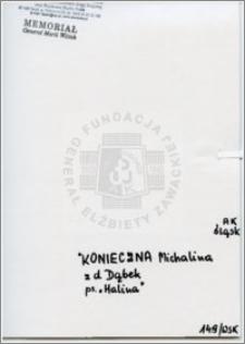 Konieczna Michalina 149 WSK