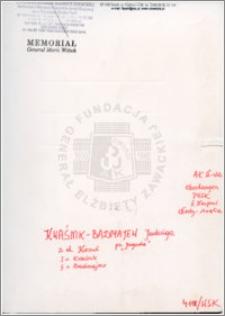 Kwaśnik Badmajew Jadwiga