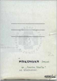 Makowska Irena