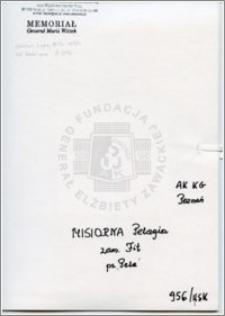 Misiorna Pelagia