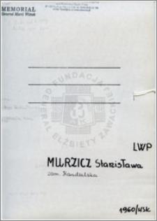 Murzicz Stanisława