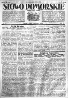 Słowo Pomorskie 1926.04.09 R.6 nr 81