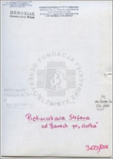 Pietruszkowa Stefania