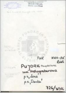 Pujdak Magdalena