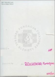 Rzuchowska Florentyna