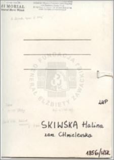 Skiwska Halina