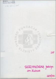 Skrzypkowska Jadwiga
