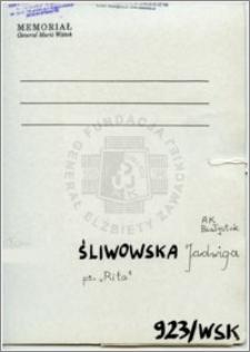 Śliwowska Jadwiga