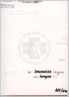 Sosnowska Wirginia