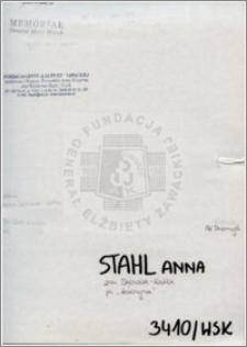 Stahl Anna