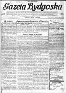 Gazeta Bydgoska 1923.08.01 R.2 nr 173