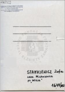 Stankiewicz Zofia