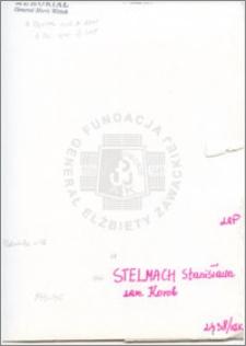 Stelmach Stanisława