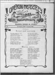 Opiekun Młodzieży 1925, R. 2, nr 33