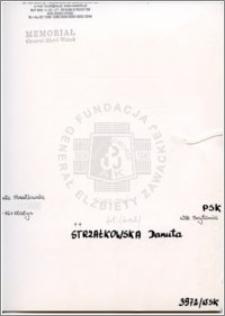 Strzałkowska Danuta