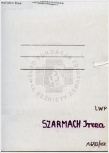 Szarmach Irena