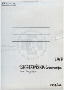 Szczecińska Genowefa