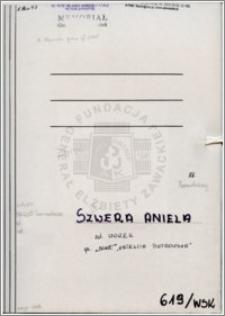 Szewera Aniela