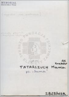 Tatarczuch Maria