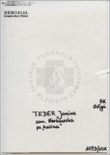 Teder Janina