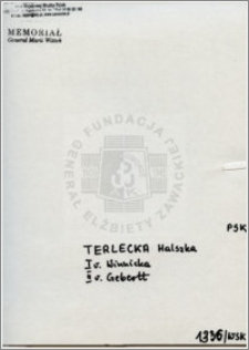 Terlecka Halszka