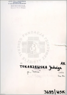 Tokarzewska Jadwiga