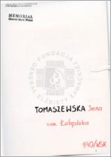 Tomaszewska Irena