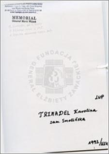 Trznadel Karolina