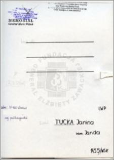 Tucka Janina