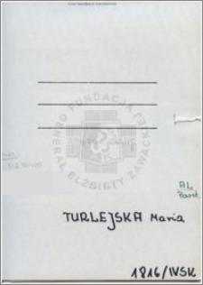 Turlejska Maria