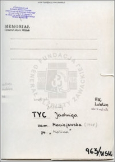 Tyc Jadwiga