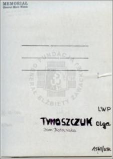 Tymoszczuk Olga