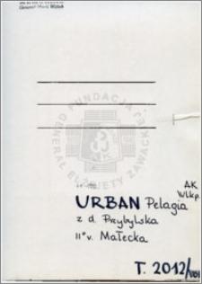 Urban Pelagia
