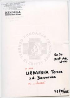 Urbanowa Teresa