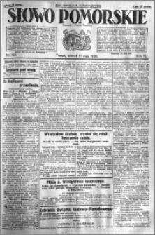 Słowo Pomorskie 1926.05.11 R.6 nr 107