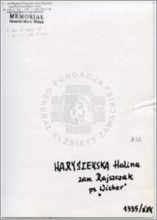 Waryszewska Halina