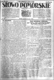 Słowo Pomorskie 1926.05.12 R.6 nr 108