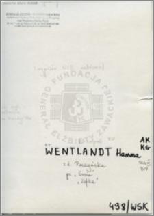 Wentlandt Hanna
