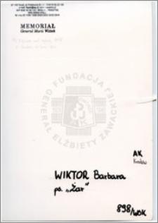 Wiktor Barbara