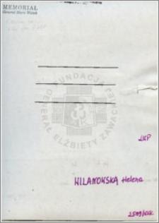 Wilanowska Helena