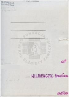 Wilniewicz Stanisława