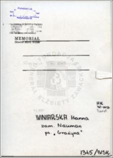 Winiarska Hanna